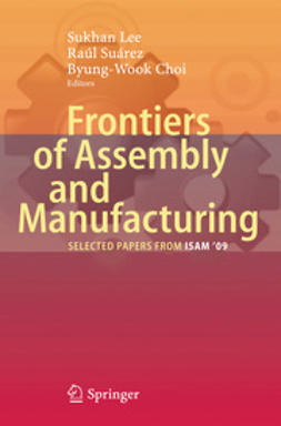 Lee, Sukhan - Frontiers of Assembly and Manufacturing, ebook