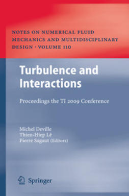 Deville, Michel - Turbulence and Interactions, ebook