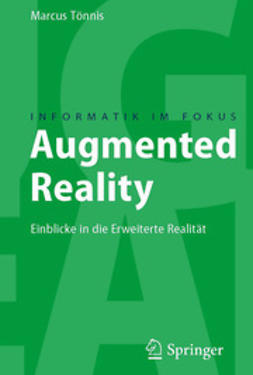 Tönnis, Marcus - Augmented Reality, ebook