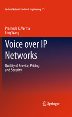 Verma, Pramode K. - Voice over IP Networks, ebook