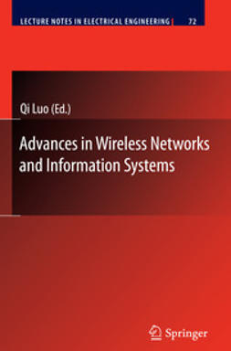 Luo, Qi - Advances in Wireless Networks and Information Systems, e-bok