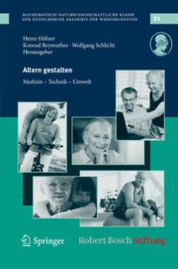Häfner, Heinz - Altern gestalten, ebook