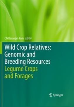 Kole, Chittaranjan - Wild Crop Relatives: Genomic and Breeding Resources, e-bok