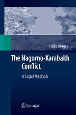 Krüger, Heiko - The Nagorno-Karabakh Conflict, ebook