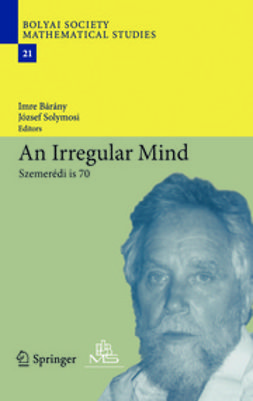 Bárány, Imre - An Irregular Mind, ebook