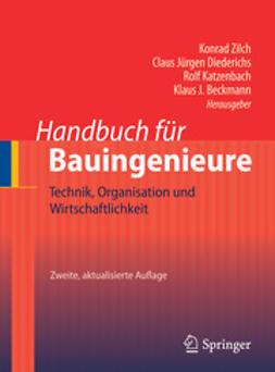 Zilch, Konrad - Handbuch für Bauingenieure, ebook