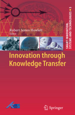 Howlett, Robert James - Innovation through Knowledge Transfer, e-bok