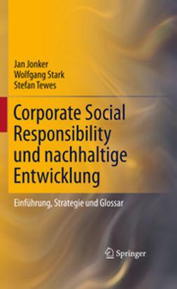 Jonker, Jan - Corporate Social Responsibility und nachhaltige Entwicklung, ebook