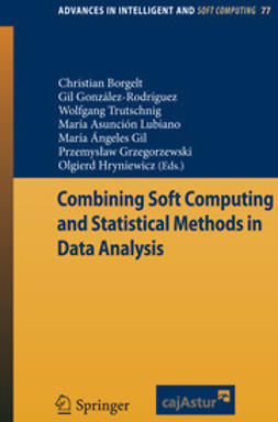 Borgelt, Christian - Combining Soft Computing and Statistical Methods in Data Analysis, ebook