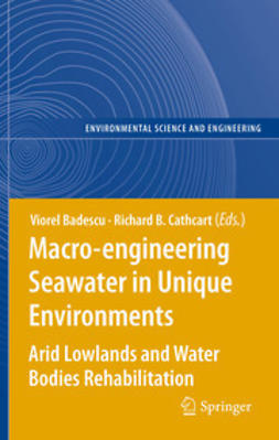 Badescu, Viorel - Macro-engineering Seawater in Unique Environments, ebook