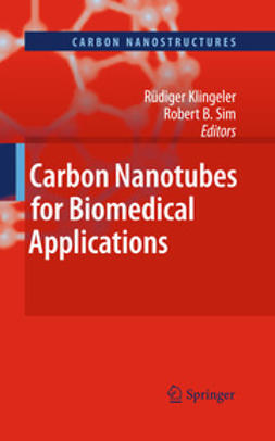 Klingeler, Rüdiger - Carbon Nanotubes for Biomedical Applications, ebook