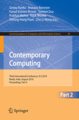 Banerjee, Arunava - Contemporary Computing, e-kirja