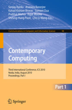 Ranka, Sanjay - Contemporary Computing, ebook