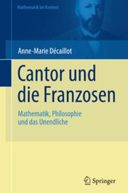 Décaillot, Anne-Marie - Cantor und die Franzosen, e-bok
