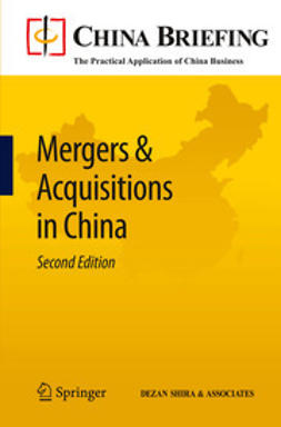 Devonshire-Ellis, Chris - Mergers & Acquisitions in China, ebook