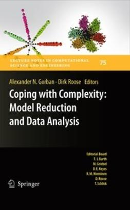 Gorban, Alexander N. - Coping with Complexity: Model Reduction and Data Analysis, ebook