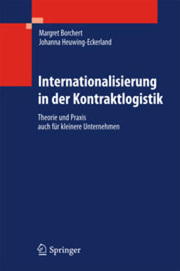 Borchert, Margret - Internationalisierung in der Kontraktlogistik, ebook