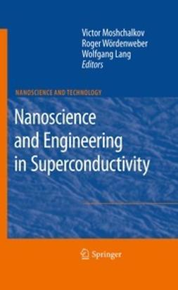 Moshchalkov, Victor - Nanoscience and Engineering in Superconductivity, e-bok