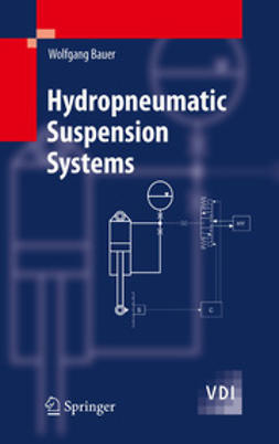 Bauer, Wolfgang - Hydropneumatic Suspension Systems, e-kirja