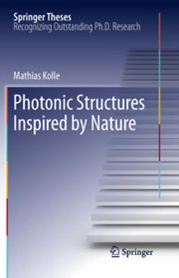 Kolle, Mathias - Photonic Structures Inspired by Nature, ebook