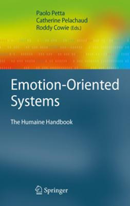 Cowie, Roddy - Emotion-Oriented Systems, e-kirja