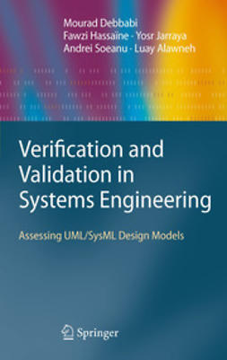 Debbabi, Mourad - Verification and Validation in Systems Engineering, ebook