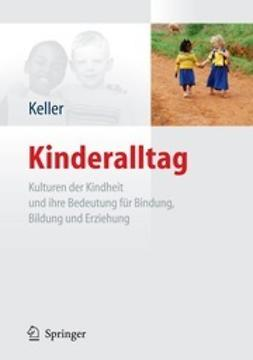 Keller, Heidi - Kinderalltag, ebook