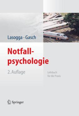 Lasogga, Frank - Notfallpsychologie, ebook
