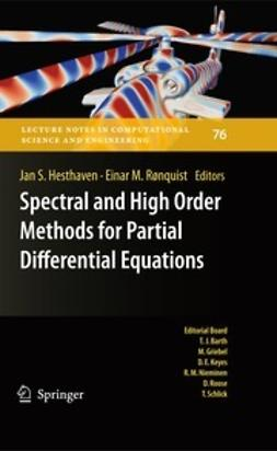Hesthaven, Jan S. - Spectral and High Order Methods for Partial Differential Equations, ebook