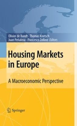 Bandt, Olivier - Housing Markets in Europe, ebook