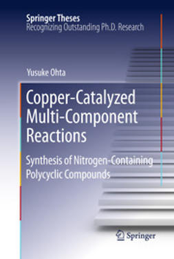 Ohta, Yusuke - Copper-Catalyzed Multi-Component Reactions, ebook