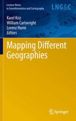 Kriz, Karel - Mapping Different Geographies, ebook