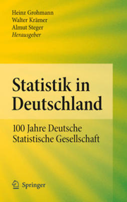 Grohmann, Heinz - Statistik in Deutschland, ebook