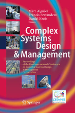 Aiguier, Marc - Complex Systems Design & Management, ebook