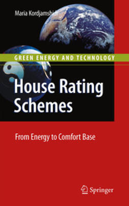 Kordjamshidi, Maria - House Rating Schemes, ebook
