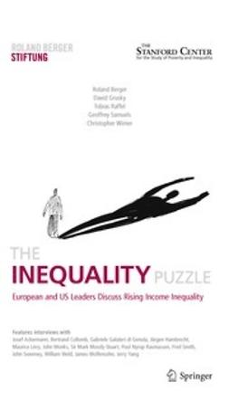 Berger, Roland - The Inequality Puzzle, ebook