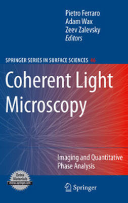 Ferraro, Pietro - Coherent Light Microscopy, ebook