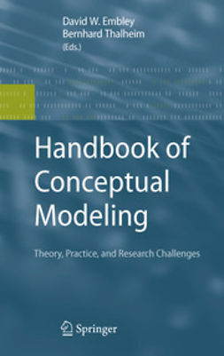 Embley, David W. - Handbook of Conceptual Modeling, ebook