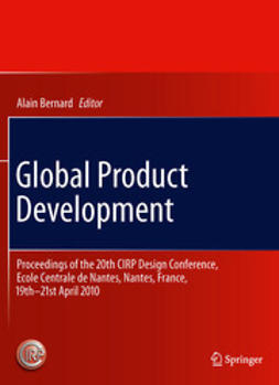 Bernard, Alain - Global Product Development, e-kirja