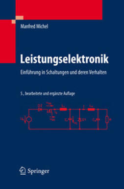 Michel, Manfred - Leistungselektronik, ebook