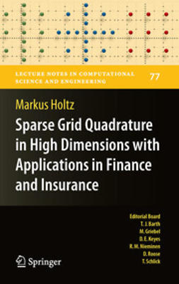Holtz, Markus - Sparse Grid Quadrature in High Dimensions with Applications in Finance and Insurance, ebook