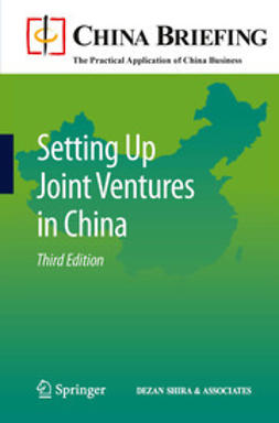 Devonshire-Ellis, Chris - Setting Up Joint Ventures in China, ebook