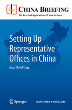 Devonshire-Ellis, Chris - Setting Up Representative Offices in China, ebook