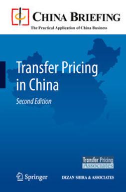 Devonshire-Ellis, Chris - Transfer Pricing in China, ebook