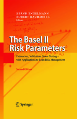 Engelmann, Bernd - The Basel II Risk Parameters, e-kirja
