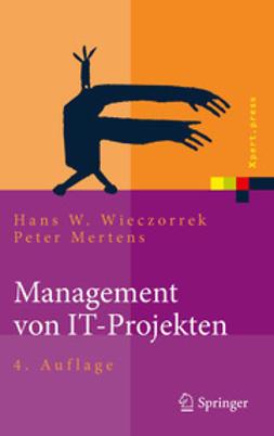 Wieczorrek, Hans W. - Management von IT-Projekten, ebook