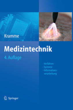 Kramme, Rüdiger - Medizintechnik, ebook