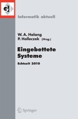 Halang, Wolfgang A. - Eingebettete Systeme, ebook