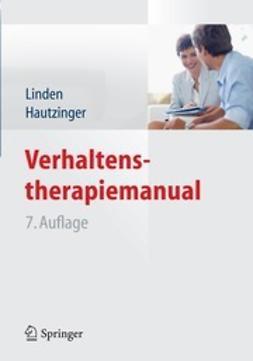 Linden, Michael - Verhaltenstherapiemanual, ebook