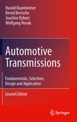 Naunheimer, Harald - Automotive Transmissions, ebook